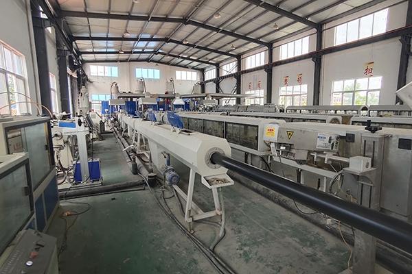 pe管材生产设备